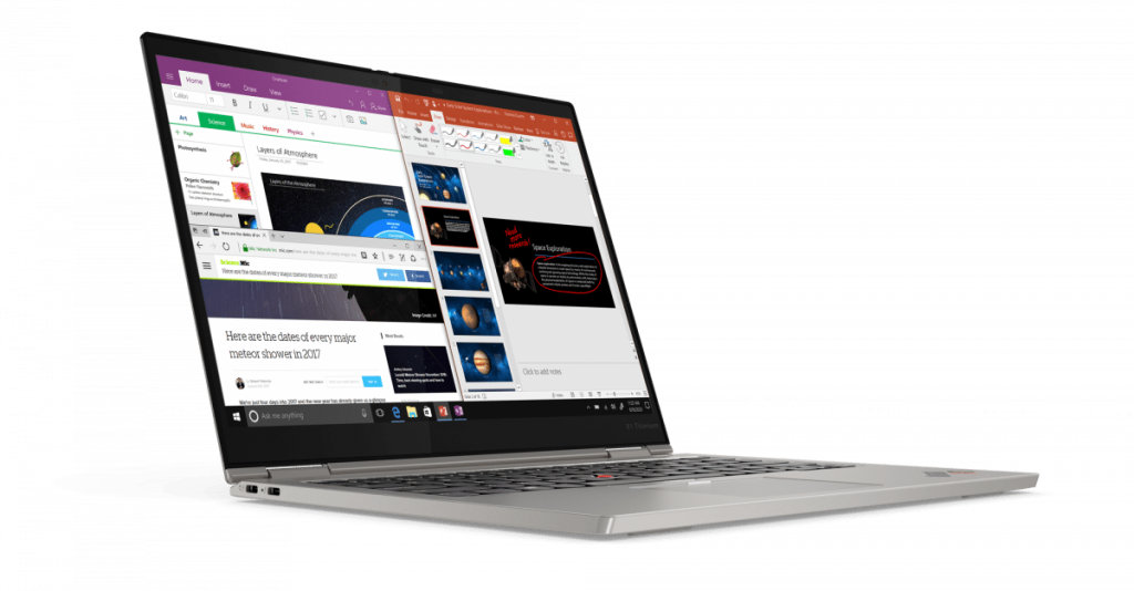 Lenovo ThinkPad X1 Titanium: Workable Notebook with 3: 2 Display