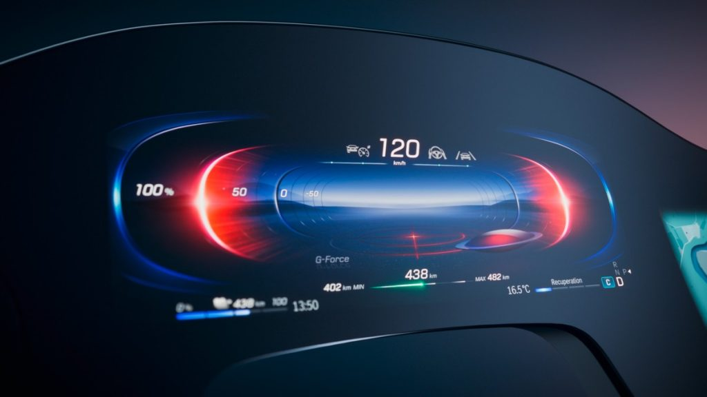 CES 2021: From Mercedes' new details on the MBUX hyperscreen