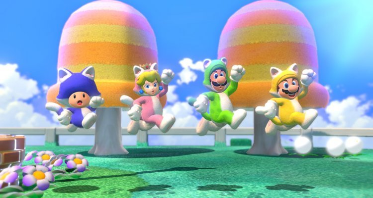 Super Mario 3D World + Bowser's Fury Expresses Bowser's Anger With New Trailer