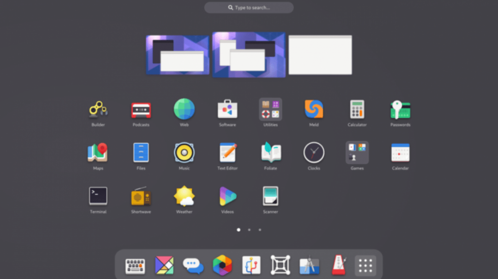 Linux / Unix Desktop GNOME 40: The Next Evolution of the Genome Shell