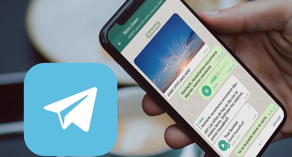 தந்தி | How to download photos and videos from the app | Applications | WhatsApp | Smartphone | Cell Phones | Trick | Training | Guide | Viral | USA | Spain | Mexico | NNDA | NNNI | Sports Game