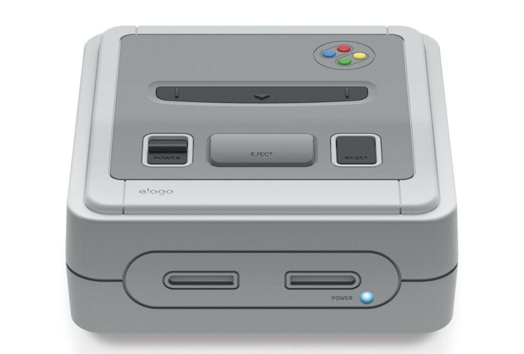 Etui Apple TV Super Nintendo 2