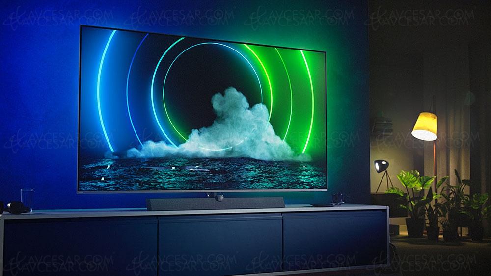 Philips PML9636 4K Ultra HD Mini LED TV: 65 '' and 75 '' Announced