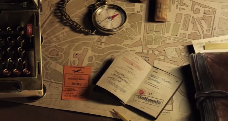 Bethesda Fans - Nerdu 4. According to Life Indiana Jones will be set in Italy