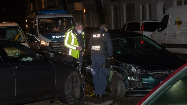 Chase in Berlin-Newcolon: Suspect still running - Berlin