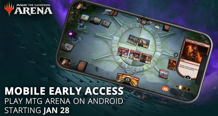 Collecting Arena, release date on Android, coming soon on new iPhones - Nerd4.life