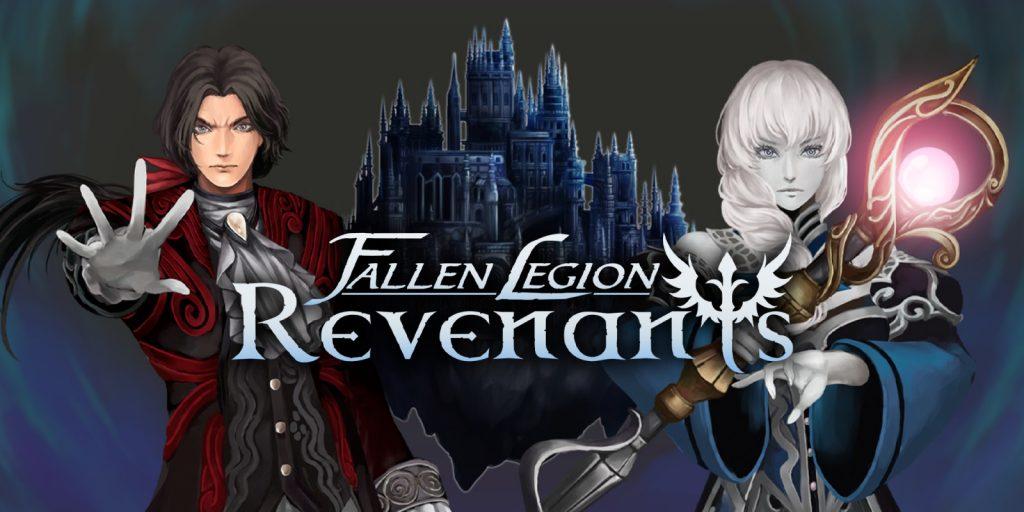 Demo for Fallen Legion Revenants appeared Nintendo Connect