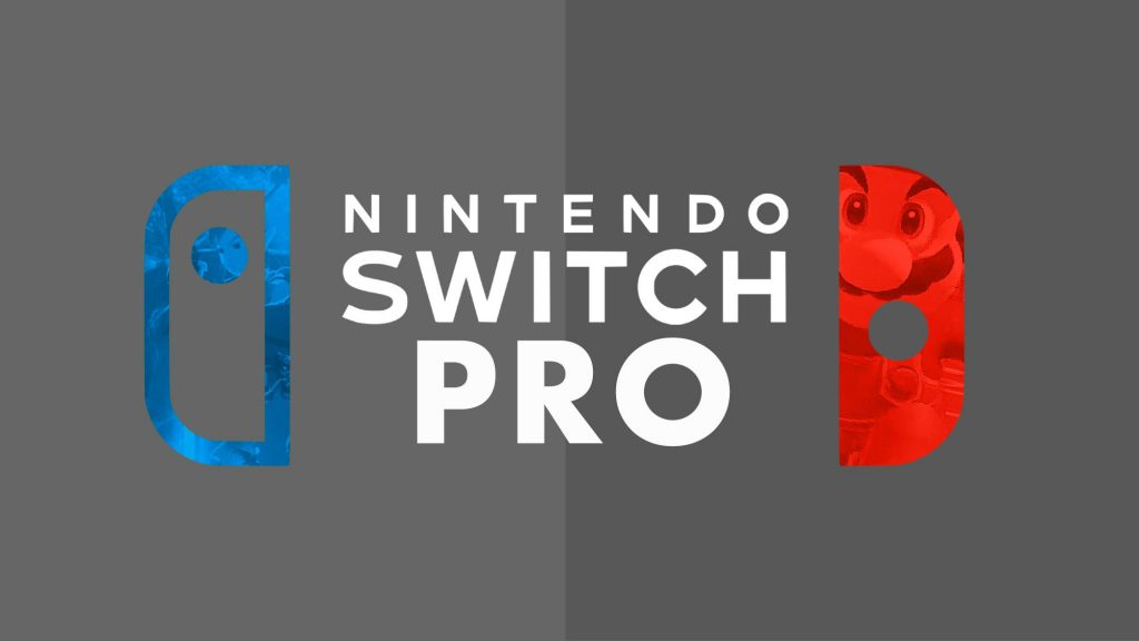 Does the Nintendo Switch Pro really exist? Code name classroom, 4K support and OLED screen