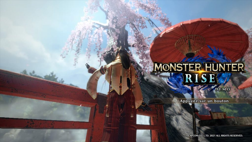 Graphics comparison, framerate and other technical tests for the Monster Hunter Rise on the Nintendo Switch