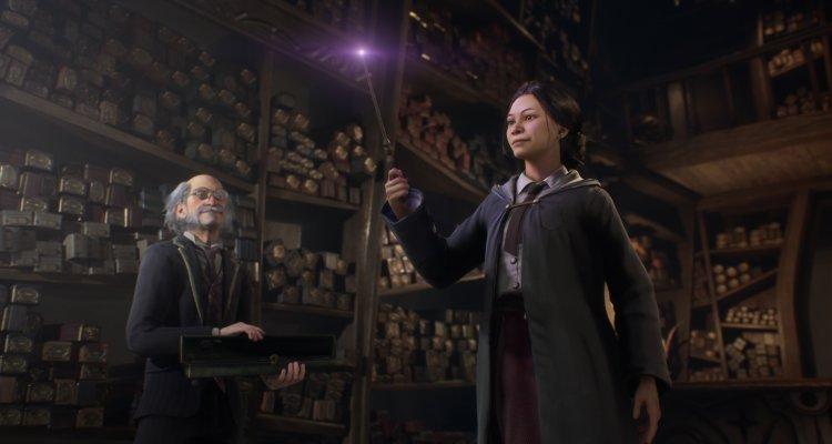 Hogwarts legacy postponed to next year - Nert 4.Life