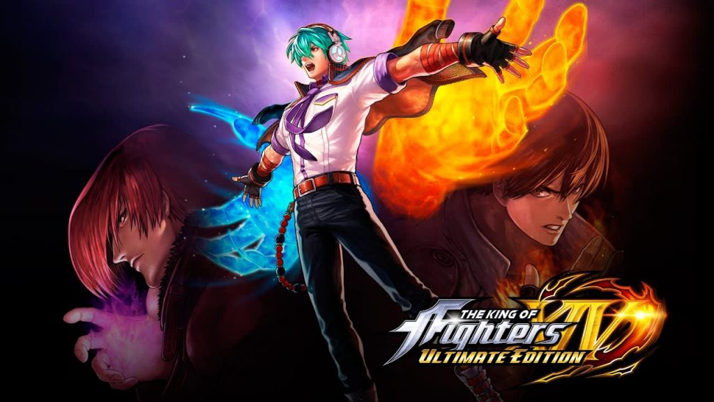 King of Fighters XIV Ultimate Edition - Released for PS4 with all DLC characters and costumes