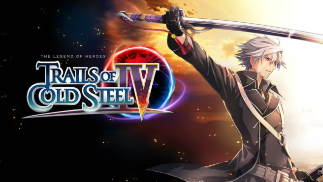 Legend of Heroes: Tracks of Gold Steel IV Sur Switch!