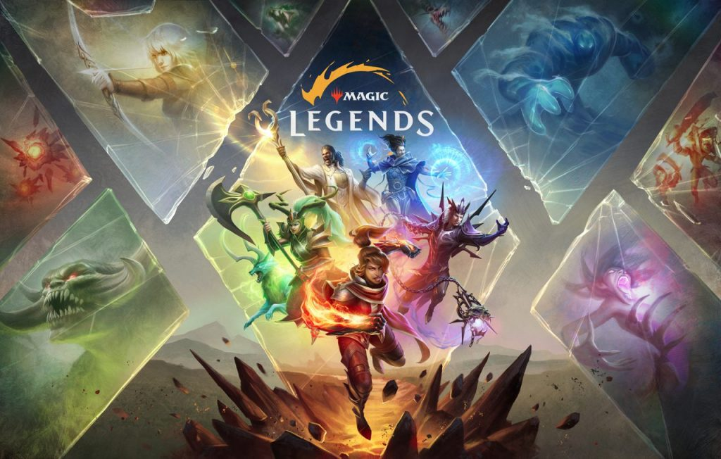 Magic: Legends - Light the spark with an open beta for PC starting March 23