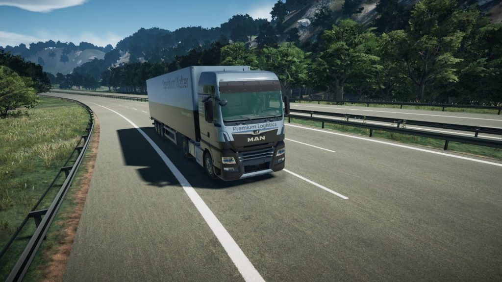 Moving Across Germany: The On The Road - Truck Simulator Coming to PlayStation and Xbox