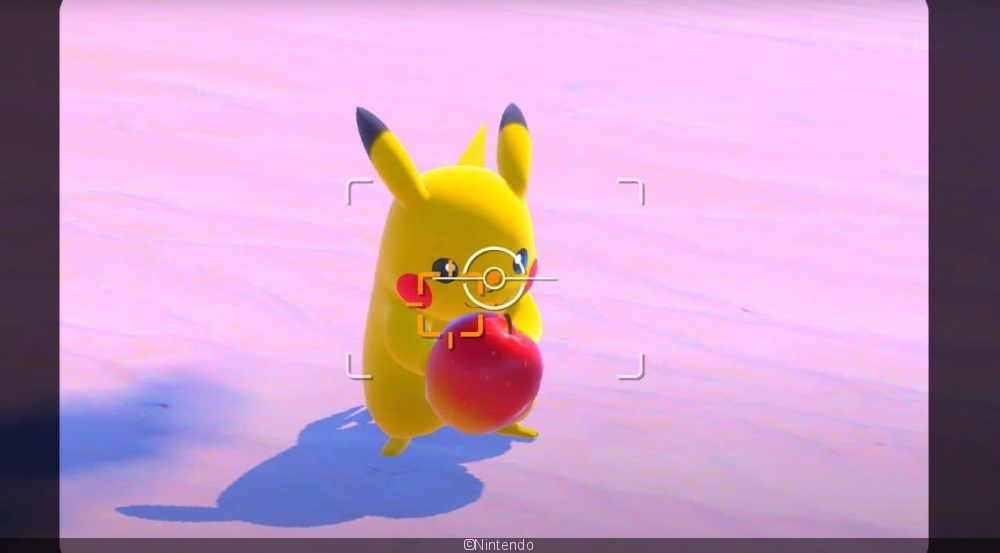 New Pokemon Snap at Nintendo Switch: List of Pokemon in the game