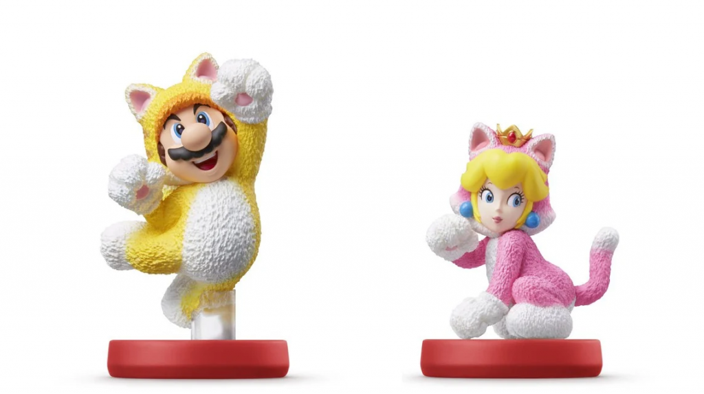 Nintendo Player | The new Cat Mario and Cat Beach Amoeba will arrive in February