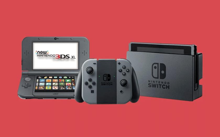 Nintendo Switch surpasses Nintendo 3DS sales!