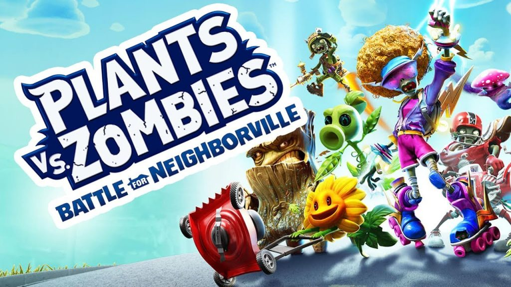 Plants vs Zombies: The Battle for Neighborville for the Nintendo Switch Was Announced Soon?