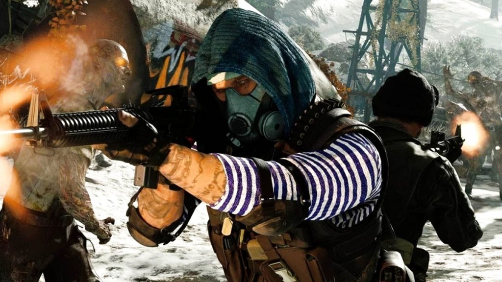Play Black Ops Cold War Zombies for free