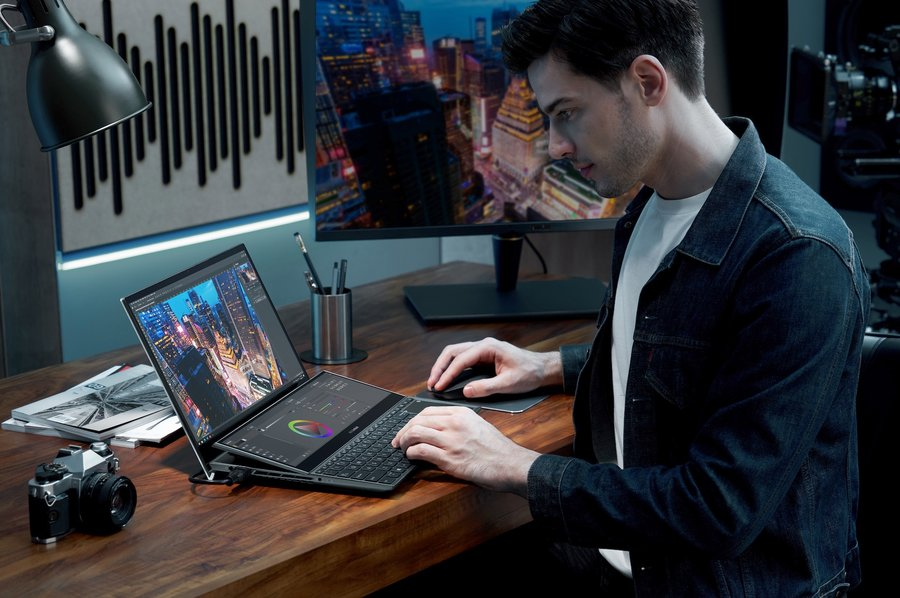 The Asus Zenbook Duo and Pro Duo are coming back strong with a very effective secondary display