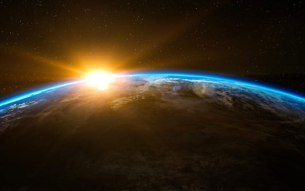 The earth is spinning fast, will it take a second to jump?