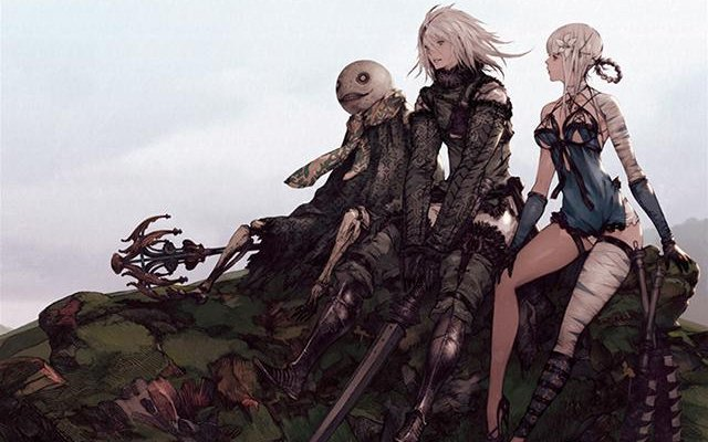 The protagonist of NieR Gestalt may be included - Nerd4.life