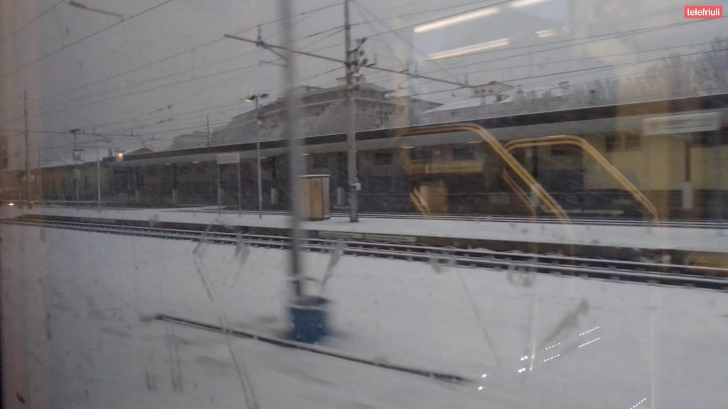 The snow has come. All changes in train operation / Download PDF