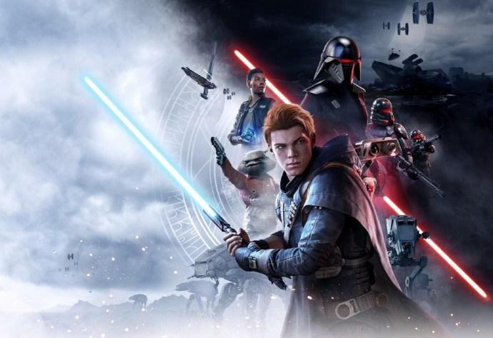 Star Wars Jedi Revenge Order