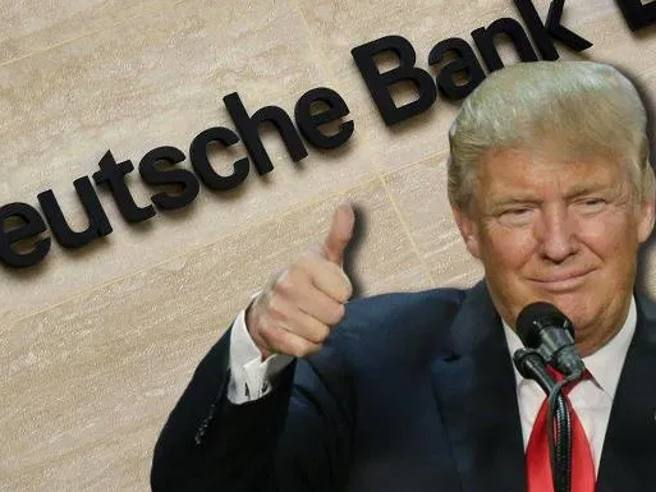 Trump pushes Deutsche Bank president out after Capitol Hill-Courier.it events