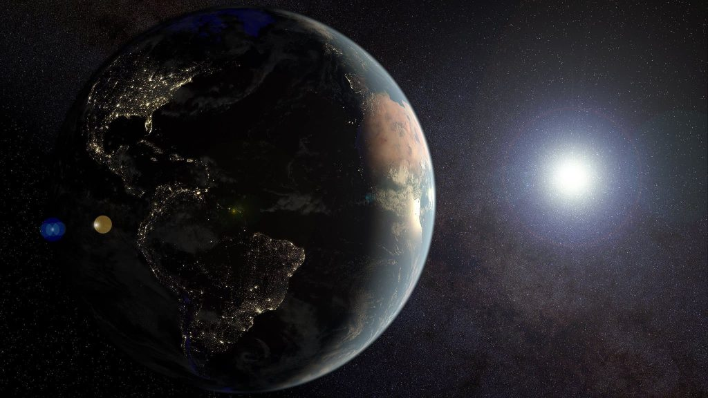 Will the Earth really rotate faster in 2020?