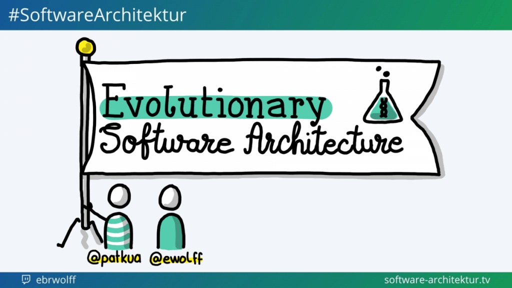software-architektur.tv: Patrick Gua - Evolutionary Software Framework