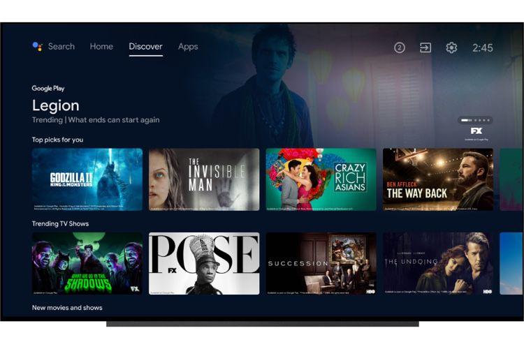 Taste of Google TV for Android TV