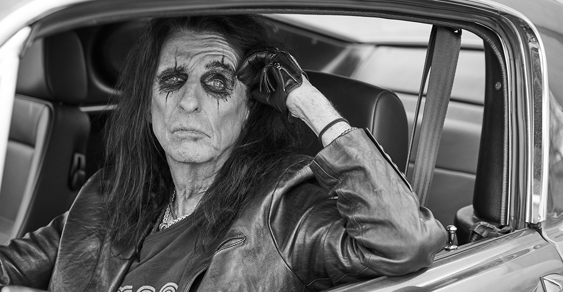 Alice Cooper pays homage to the famous city on her new album 'Detroit Stories'.