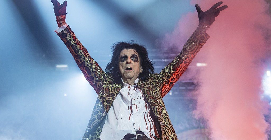 Alice Cooper celebrates her birthday with a song you can download for free!