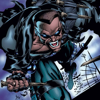 Blade: Stacy OC-Kuffer (Watchman) on the scene!
