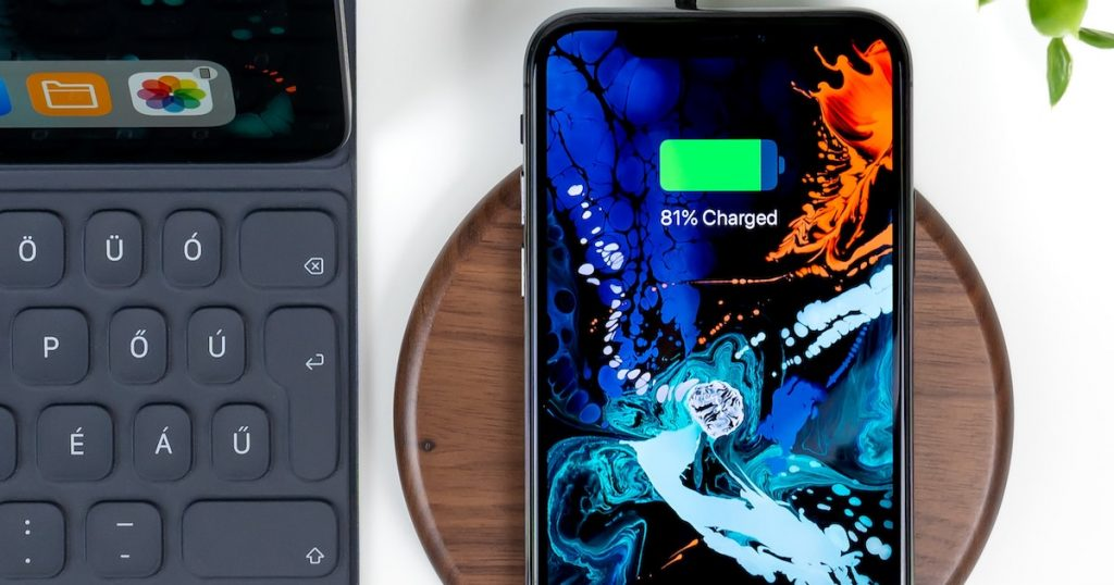 Change the sound while charging your iPhone