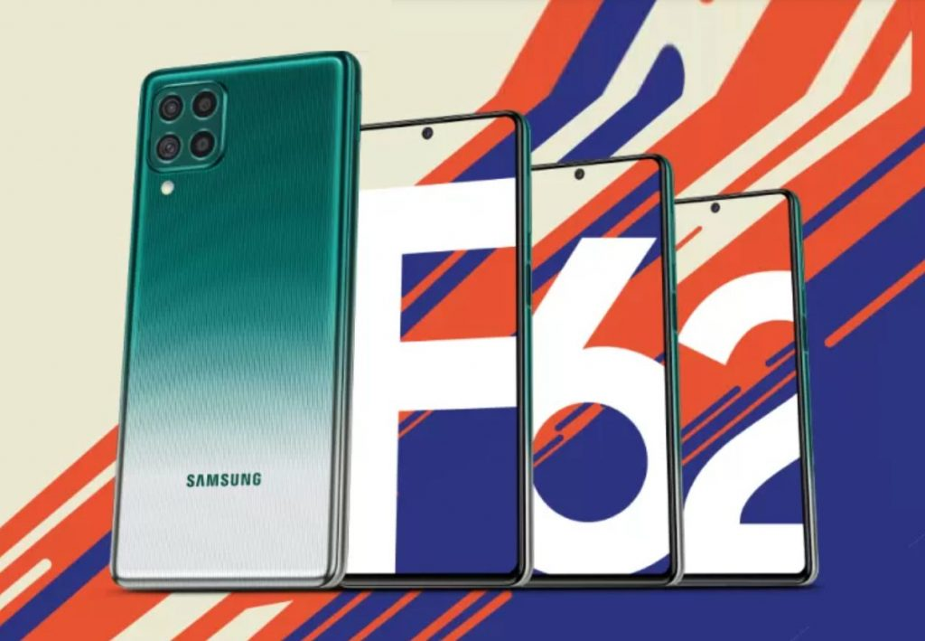 Galaxy f62 wallpapers