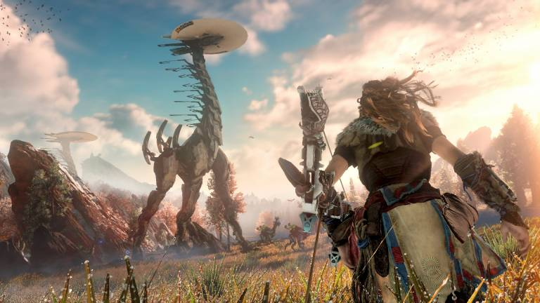 72p Horizon Zero Dawn on PC! No, this is not a spell