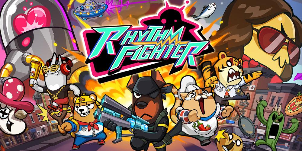 Rhythm Fighter - Switch - ntower