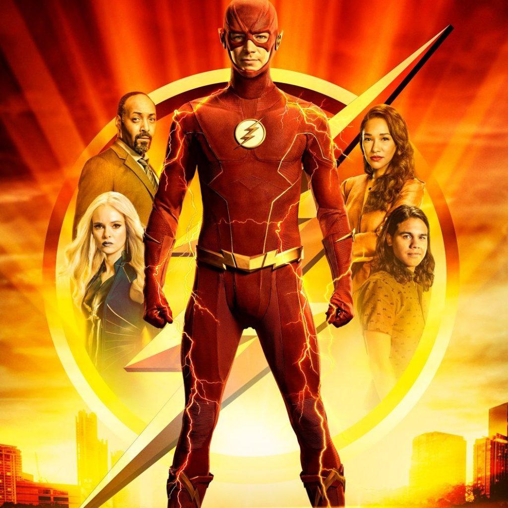 Flash: Season 7 Poster!