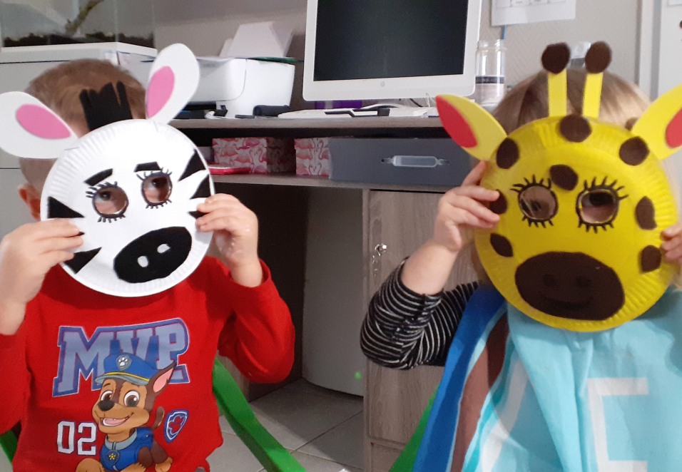 Create your ... Carnival Mask!