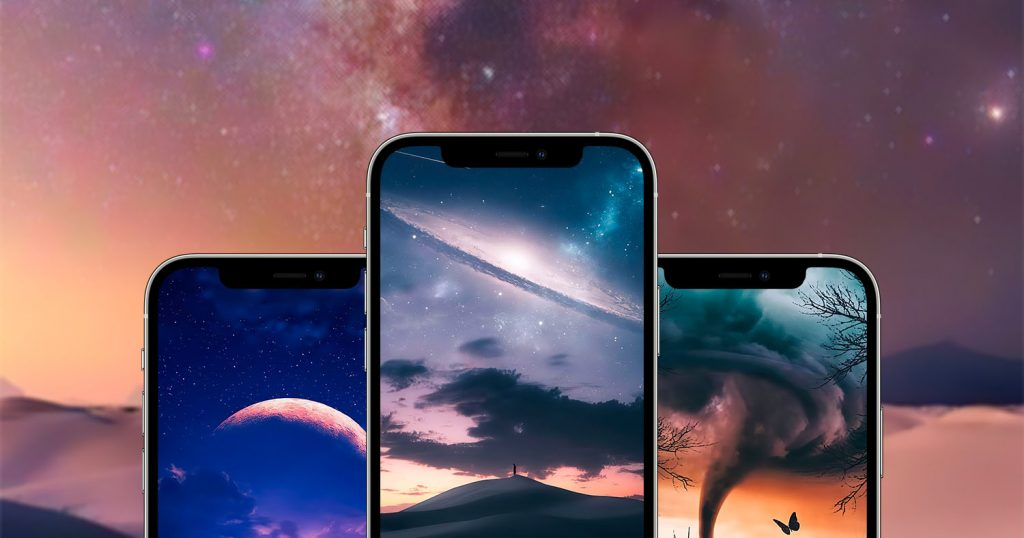 These awesome landscape wallpapers for iPhone are awesome