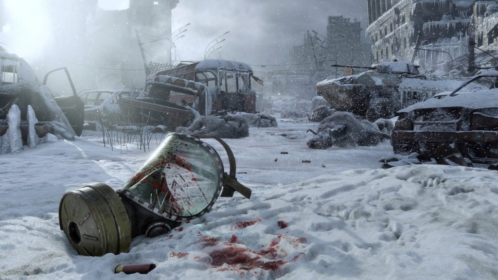 An upgraded version of Metro Exodus, Nvidia and AMD GPUs brought to their knees by PC.