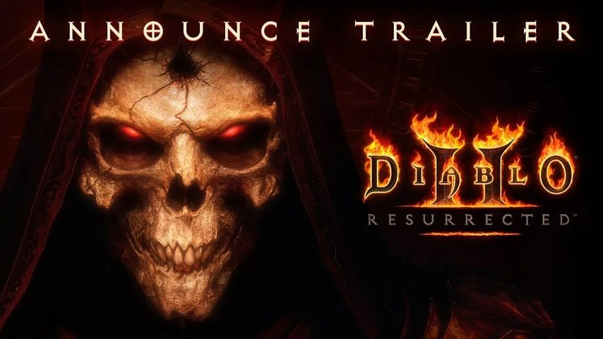 Diablo II Resurrection: 3D License Remaster Official on PCs and Consoles - News