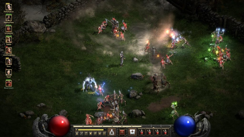 """Diablo 2 Resurrected"": A new version of Blizzard Hack'sley is coming out"