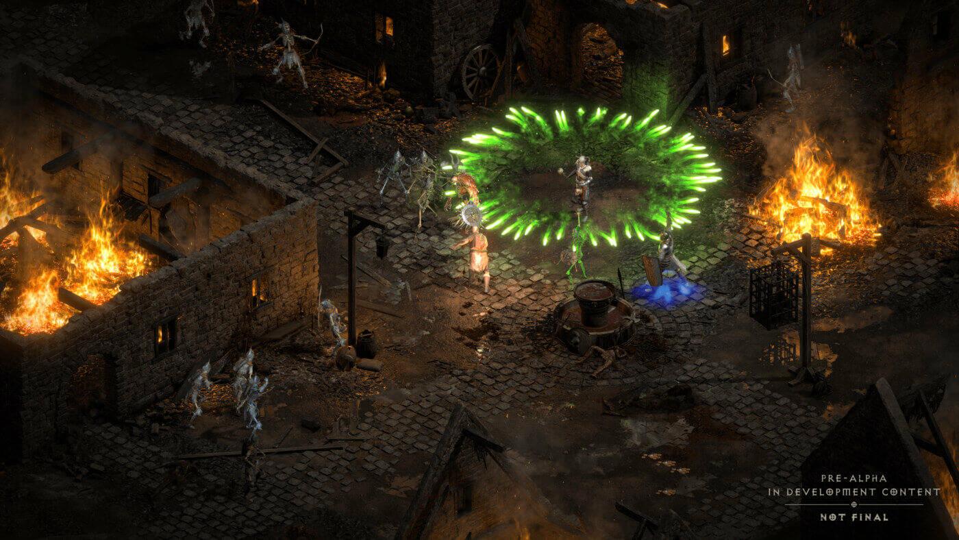 Diablo 2 was resurrected
