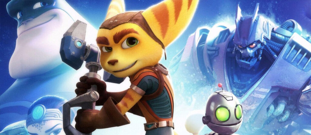PS4 and PS5 users will be able to download Ratchet & Clang for free in March