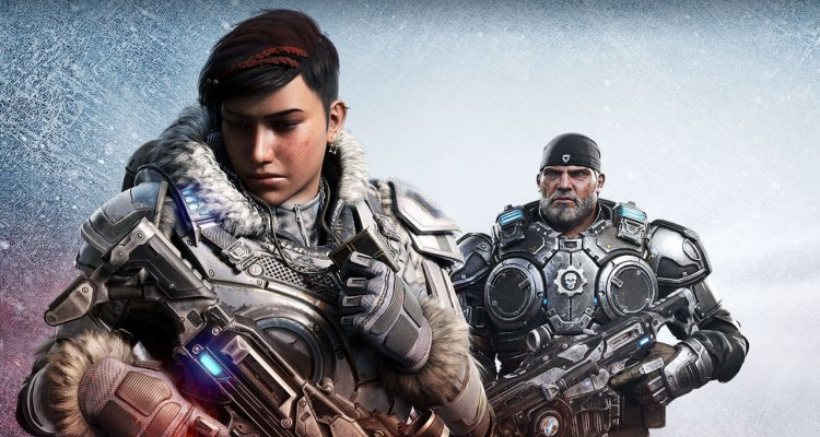 Gears 5, Operation 6 comes with three new characters and a map - Nert 4.Life