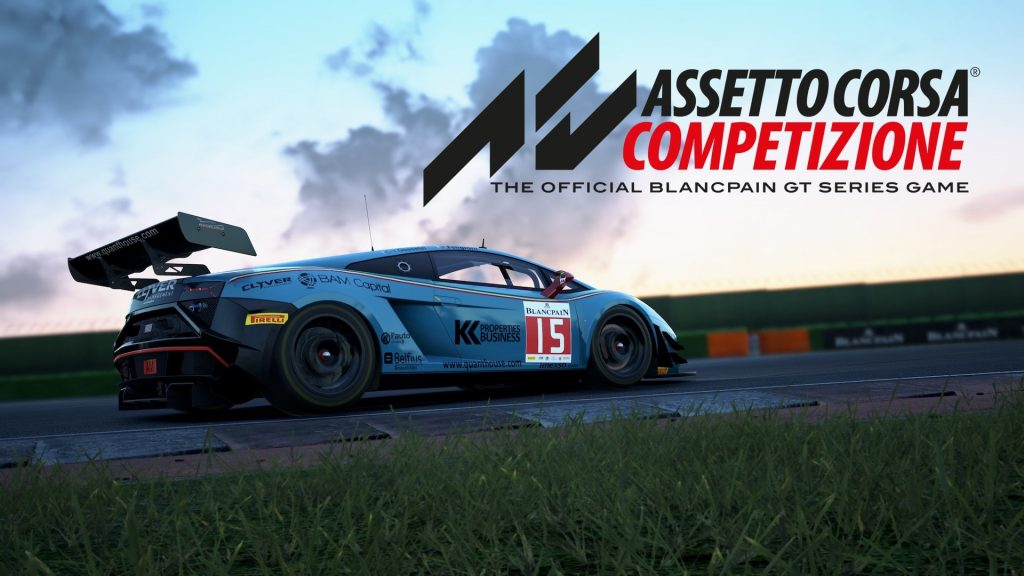 Aceto Corsa Competition - British GT Pack DLC now available for PC