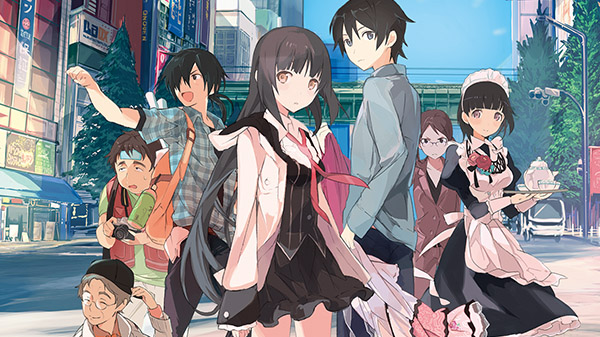 Akiba's trip to Nintendo Switch was confirmed in Europe